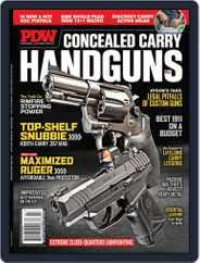Personal Defense World Magazine (Digital) Subscription June 1st, 2021 Issue