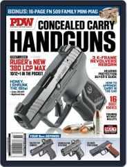 Personal Defense World Magazine (Digital) Subscription October 1st, 2021 Issue