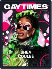 GAY TIMES Magazine (Digital) Subscription November 20th, 2020 Issue