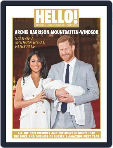 Hello Magazine Supplements_Royal Baby Special 2019 May 14th, 2019 Digital Back Issue Cover