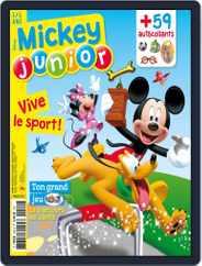 Mickey junior Magazine (Digital) Subscription September 1st, 2020 Issue