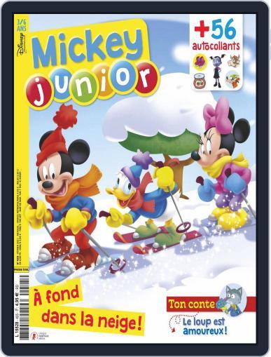 Mickey junior Magazine (Digital) February 1st, 2021 Issue Cover