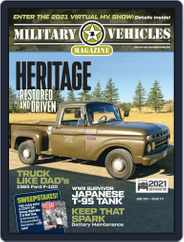 Military Vehicles Magazine (Digital) Subscription May 1st, 2021 Issue