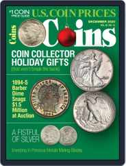 Coins Magazine (Digital) Subscription December 1st, 2020 Issue