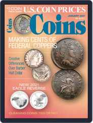 Coins Magazine (Digital) Subscription January 1st, 2021 Issue