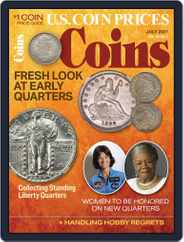 Coins Magazine (Digital) Subscription July 1st, 2021 Issue