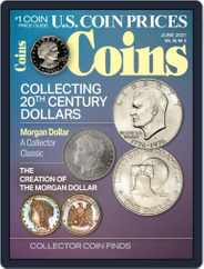 Coins Magazine (Digital) Subscription June 1st, 2021 Issue