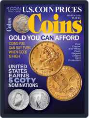 Coins Magazine (Digital) Subscription March 1st, 2021 Issue