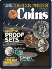 Coins Magazine (Digital) Subscription November 1st, 2021 Issue