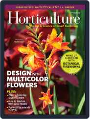 Horticulture Magazine (Digital) Subscription July 1st, 2021 Issue