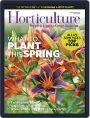 Horticulture Magazine (Digital) Subscription March 1st, 2021 Issue