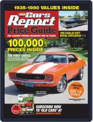 Old Cars Report Price Guide Magazine (Digital) Subscription November 1st, 2020 Issue