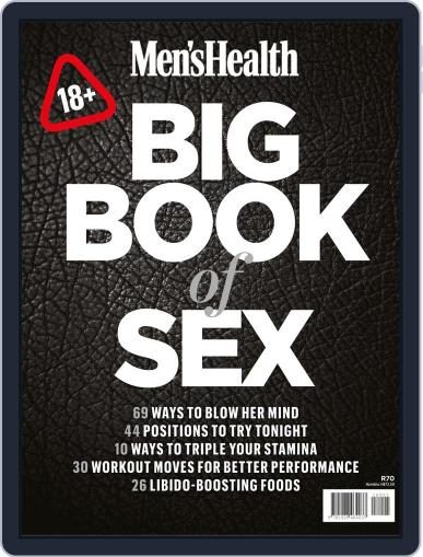 Men's Health: Big Black book of Sex May 1st, 2019 Digital Back Issue Cover