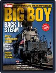 Big Boy Back in Steam Magazine (Digital) Subscription June 7th, 2019 Issue