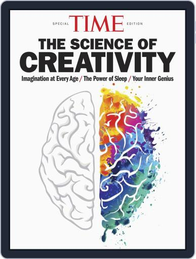 TIME The Science of Creativity Magazine (Digital) May 1st, 2019 Issue Cover