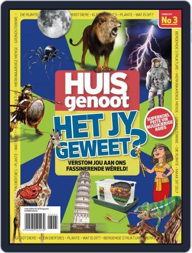 Huisgenoot: Het jy Geweet? July 4th, 2019 Digital Back Issue Cover