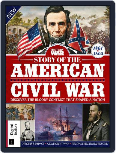 Story of the American Civil War July 26th, 2019 Digital Back Issue Cover