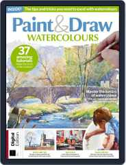 Paint & Draw Watercolours Magazine (Digital) Subscription July 26th, 2019 Issue