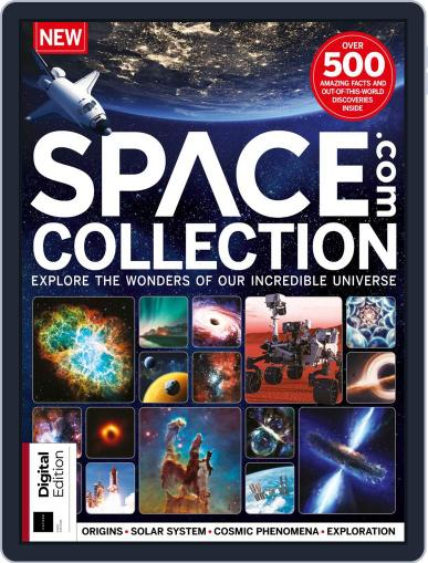 Space.com Collection July 26th, 2019 Digital Back Issue Cover