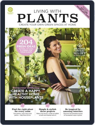 Living with Plants July 29th, 2019 Digital Back Issue Cover
