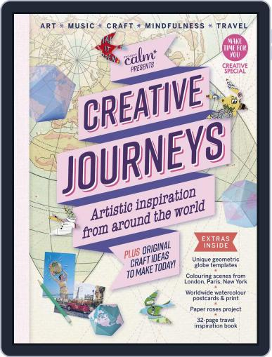 Creative Journeys June 26th, 2019 Digital Back Issue Cover