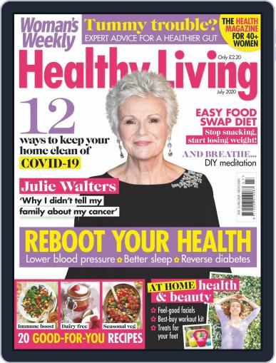 Woman's Weekly Living Series July 1st, 2020 Digital Back Issue Cover