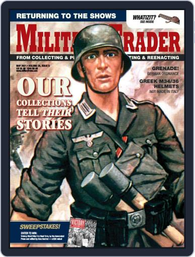 Military Trader Magazine (Digital) May 1st, 2021 Issue Cover