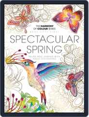 Colouring Book: Spectacular Spring Magazine (Digital) Subscription August 20th, 2019 Issue
