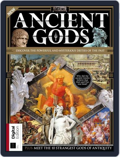 Ancient Gods August 23rd, 2019 Digital Back Issue Cover