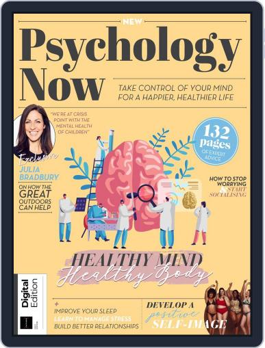 Psychology Now Magazine (Digital) September 4th, 2019 Issue Cover