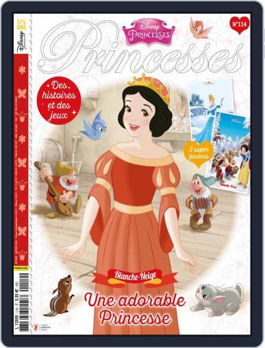 Disney Princesses Magazine (Digital) January 1st, 2021 Issue Cover