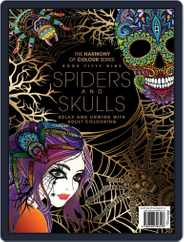 Colouring Book: Spider and Skulls Magazine (Digital) Subscription September 17th, 2019 Issue