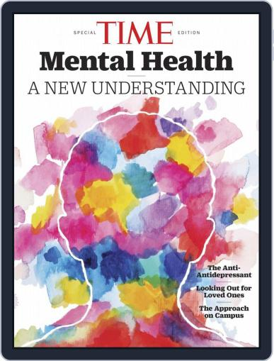 TIME Mental Health December 7th, 2018 Digital Back Issue Cover