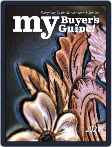 Shop Talk! Magazine (Digital) December 18th, 2020 Issue Cover