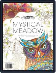 Colouring Book: Mystical Meadow Magazine (Digital) Subscription October 18th, 2019 Issue
