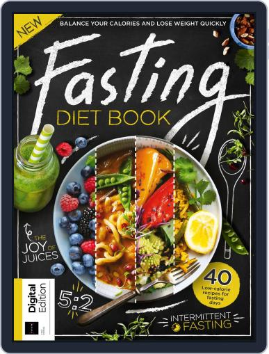 Fasting Diet Book October 14th, 2019 Digital Back Issue Cover