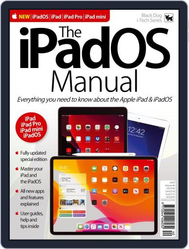 The iPadOS Manual Magazine (Digital) October 14th, 2019 Issue Cover