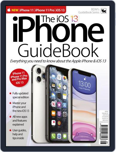 The iOS, iPhone GuideBook Magazine (Digital) October 14th, 2019 Issue Cover