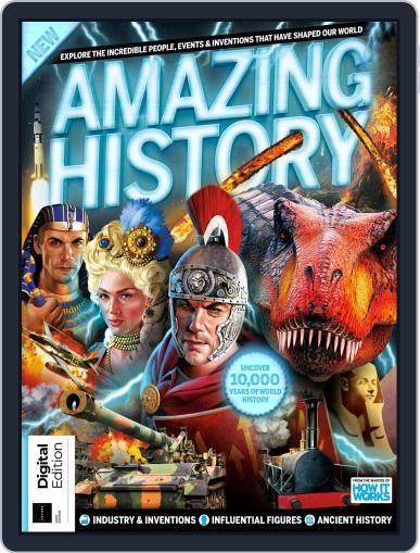 Amazing History October 28th, 2019 Digital Back Issue Cover