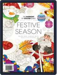 Colouring Book: Festive Season Magazine (Digital) Subscription November 23rd, 2019 Issue