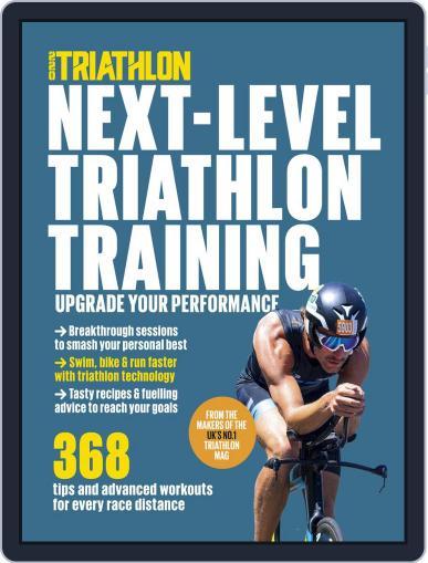Next-Level Triathlon Training Magazine (Digital) October 22nd, 2019 Issue Cover