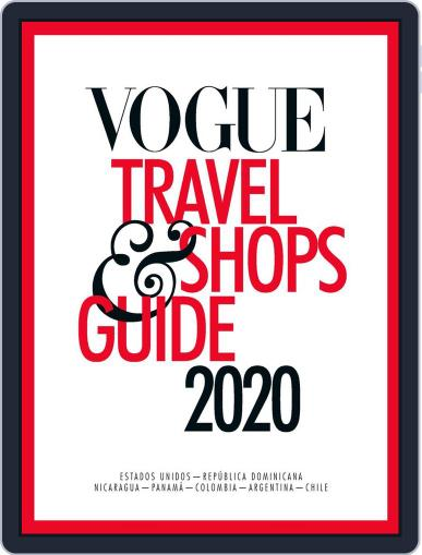 Vogue Travel & Shop´s Guide November 22nd, 2019 Digital Back Issue Cover