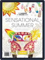 Colouring Book: Sensational Summer Magazine (Digital) Subscription December 10th, 2019 Issue