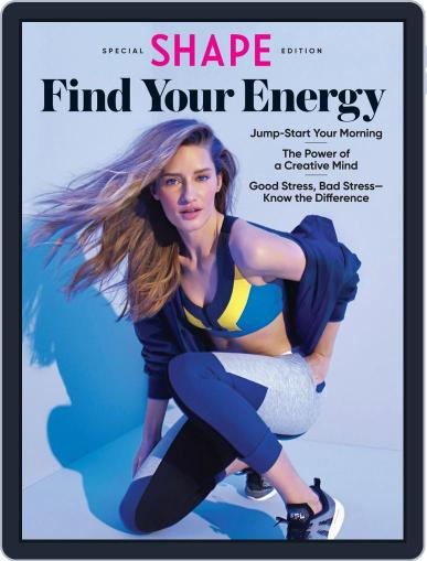 Shape Find Your Energy December 11th, 2019 Digital Back Issue Cover