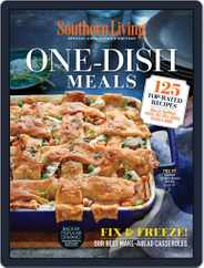 Southern Living One Dish Meals Magazine (Digital) Subscription December 17th, 2019 Issue