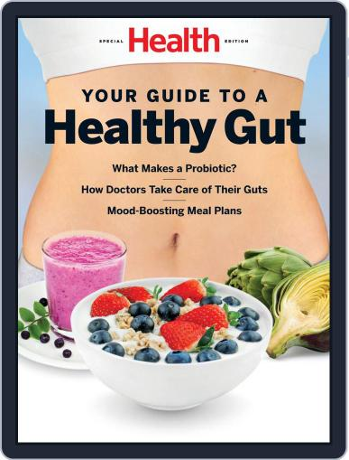 Health Your Guide to Gut Health December 13th, 2019 Digital Back Issue Cover