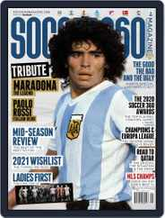 Soccer 360 Magazine (Digital) Subscription January 1st, 2021 Issue