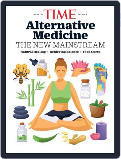 TIME Alternative Medicine Magazine (Digital) January 3rd, 2020 Issue Cover
