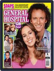 General Hospital 55th Anniversary Magazine (Digital) Subscription January 15th, 2020 Issue