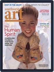 Southwest Art Magazine (Digital) Subscription March 1st, 2021 Issue